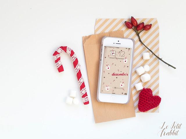 Sfondo gratuito smartphone dicembre 2015