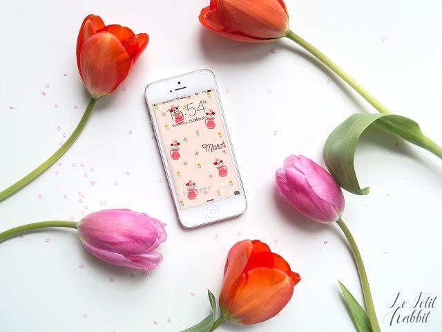 Sfondo gratuito smartphone marzo 2016