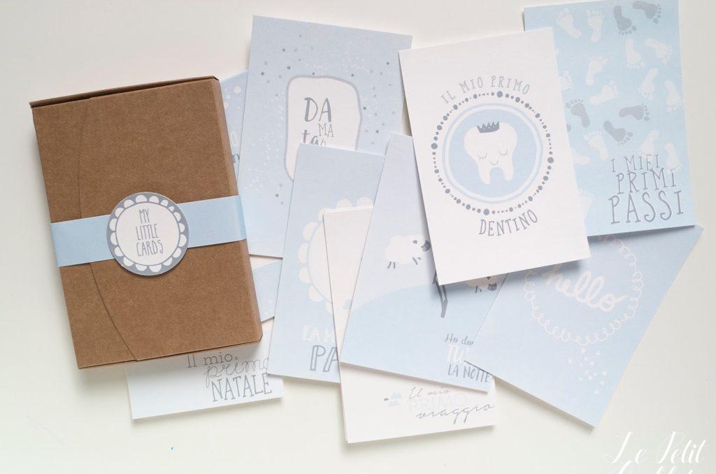 My Little Cards: un dolce regalo per una nuova vita