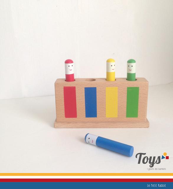 Toys: i giochi dei bambini. Balza su