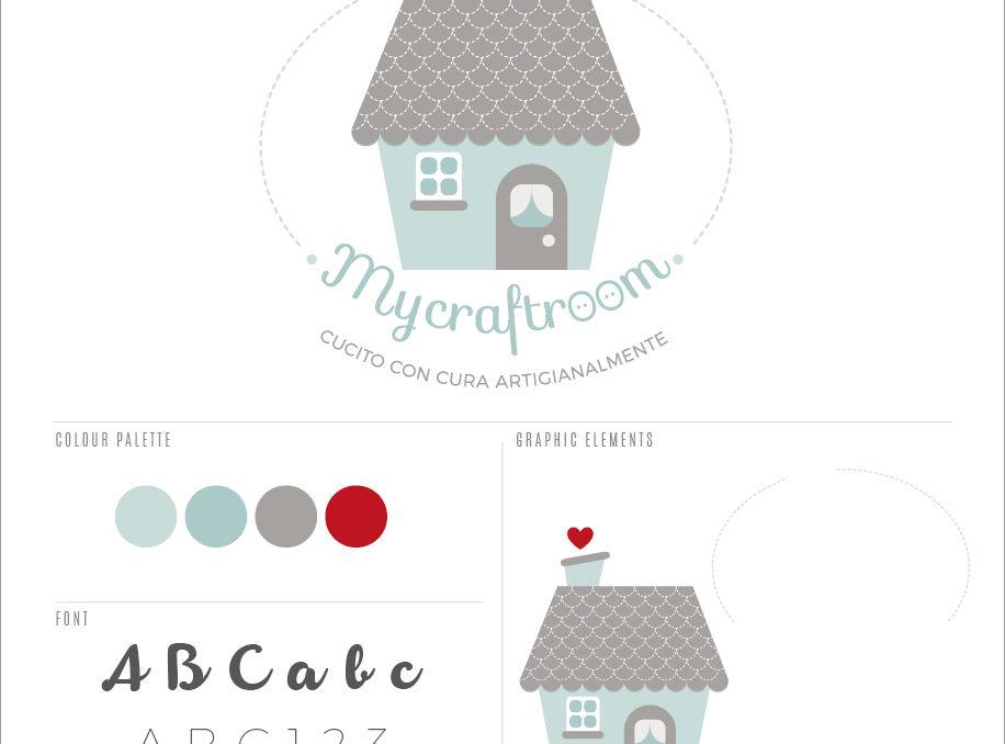 Logo e brand design: Mycraftroom