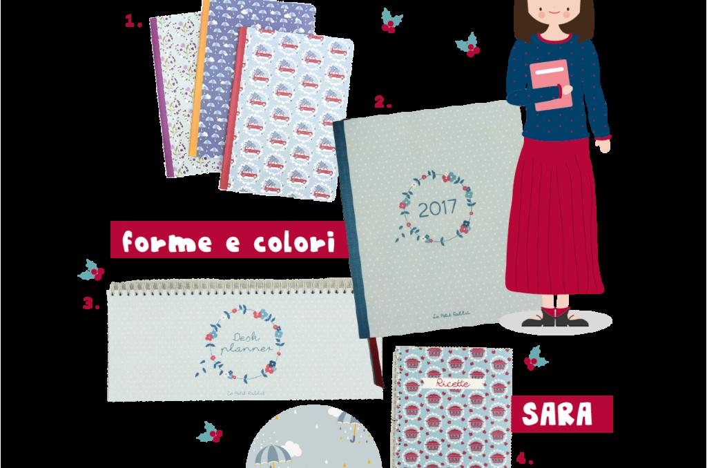 Le Nataline: Wish List di Natale per Paper Lovers