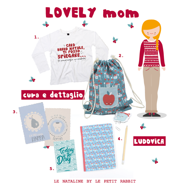 Le Nataline: Wish List di Natale per  lovely mom