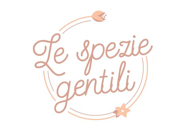 Logo design: Le spezie gentili