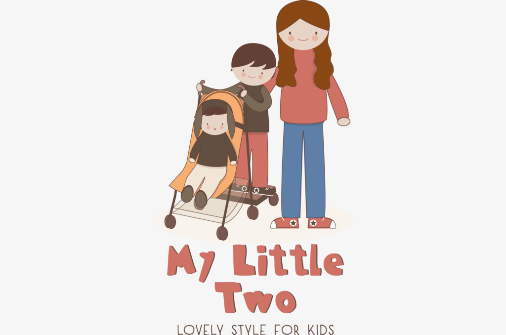 New Logo Design: My Little Two