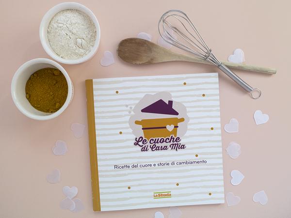 Branding | Logo Le Cuoche di Casa Mia