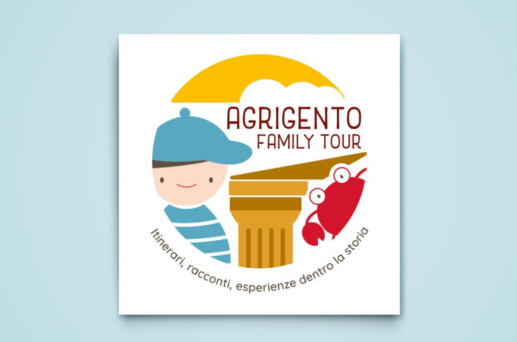 Branding | Nuovo logo per Agrigento Family Tour