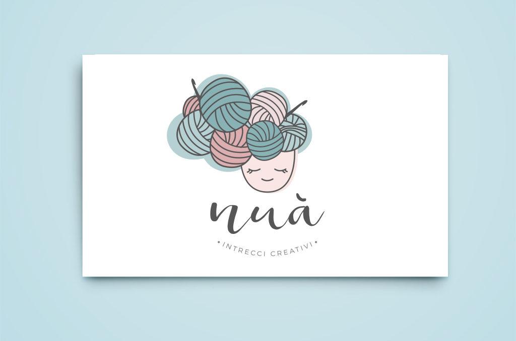 Branding | Nuovo logo per Nuà Intrecci Creativi