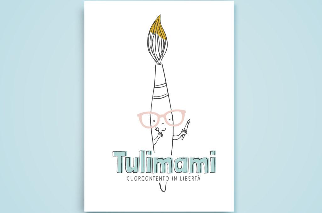 BRANDING | Nuovo logo per Tulimami