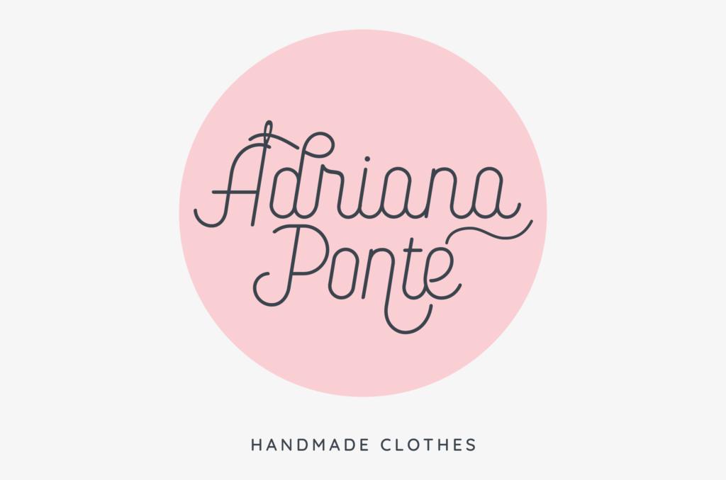 Branding | Nuovo logo per Adriana Ponte